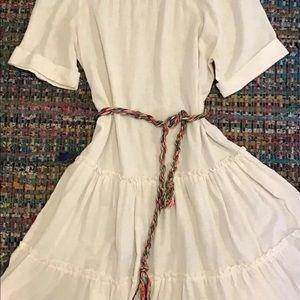 Jo-A-Lyn California Vintage Dress Retro 70s Boho